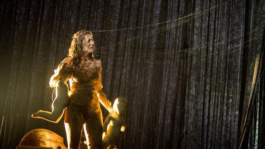Aitana Sánchez Gijón se pone a las órdenes de Andrés Lima en su último trabajo teatral.