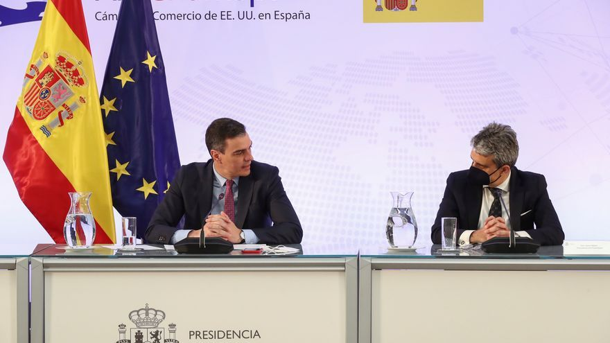 Cámara de Comercio de EEUU pide a Sánchez reformas para mayor competitividad