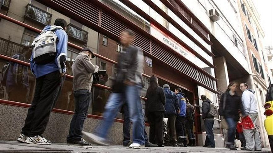 El descenso del paro fue superior en la provincia de Las Palmas