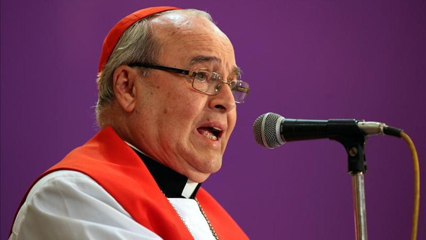 El cardenal cubano Ortega Alamino recibe un Doctorado Honoris Causa en Panamá