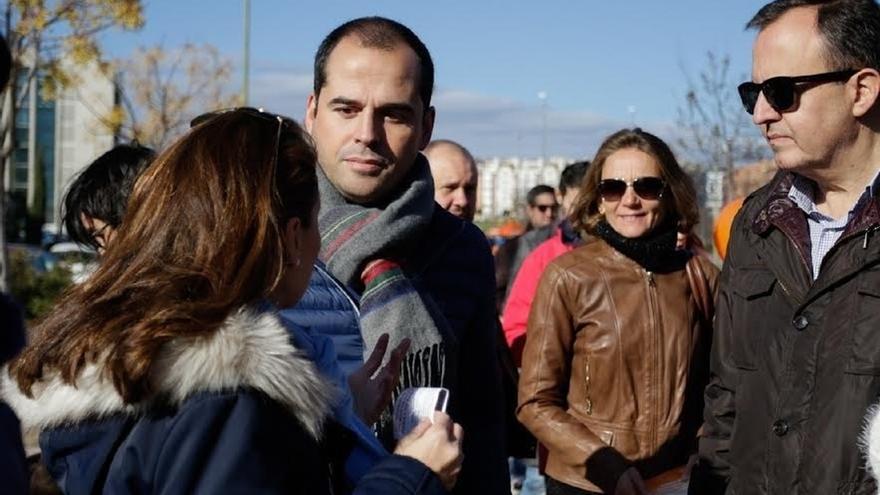 """Aguado afirma que si C's no hubiese """"desbloqueado"""" la situación hoy se estarían celebrando elecciones"""