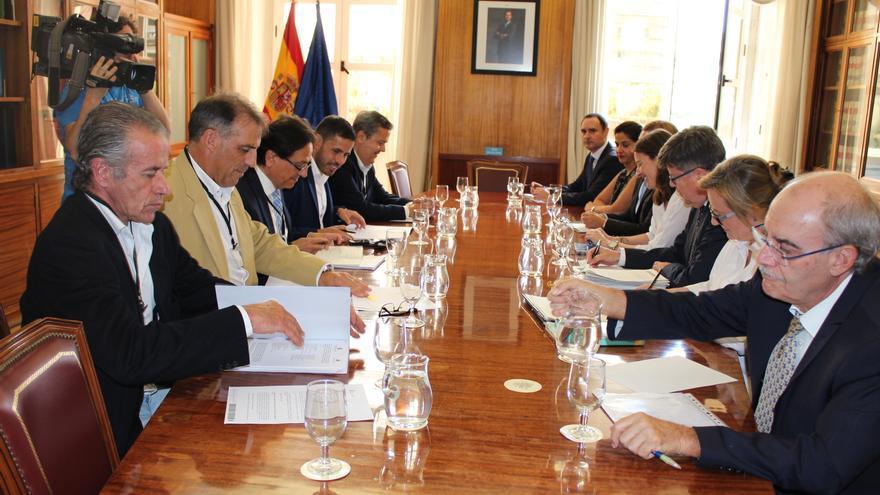 Comisión Mixta de Seguimiento del Convenio para la Gestión Integral y Sostenible del Litoral.
