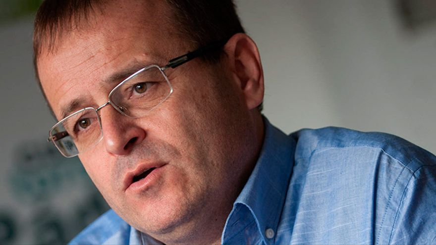 Ramón Trujillo, coordinador de IU en Canarias