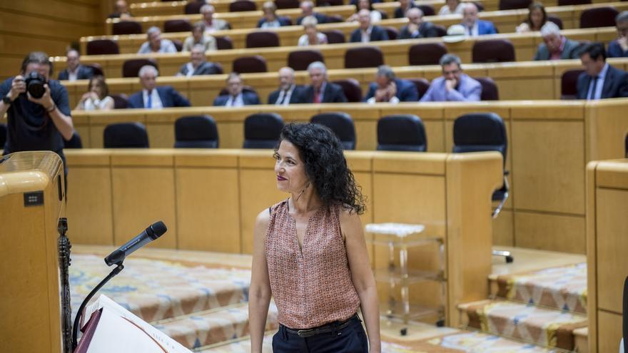 Unidos Podemos reclama la dimisión de Barberá y que el PP no la incluya en la Diputación Permanente del Senado