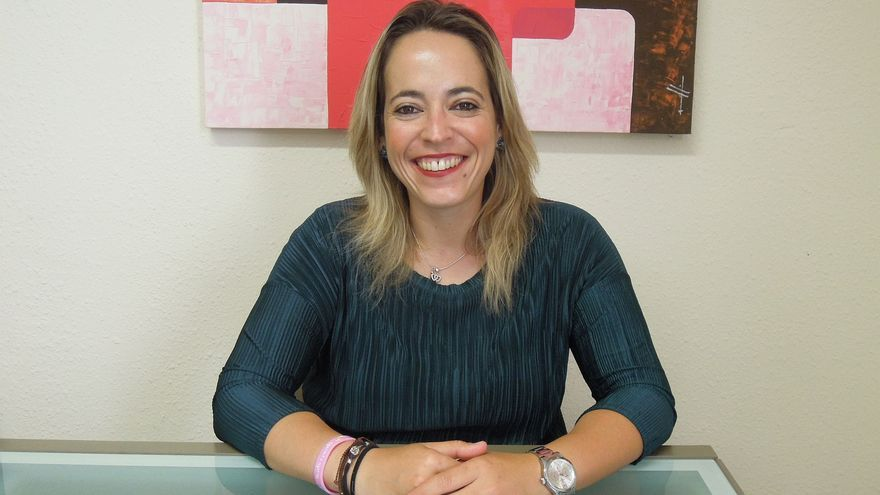 Susana Machín.