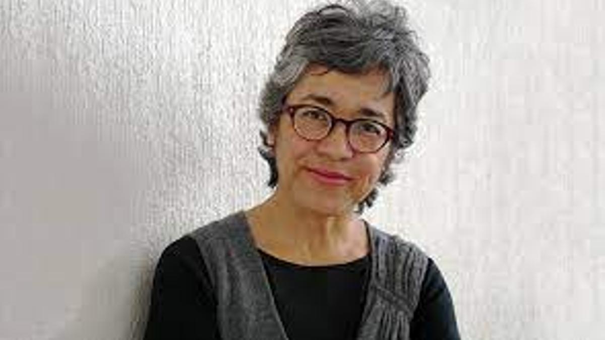 Cristina Rivera Garza.