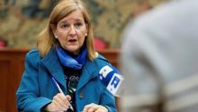 La jueza española en Estrasburgo, María Elósegui.