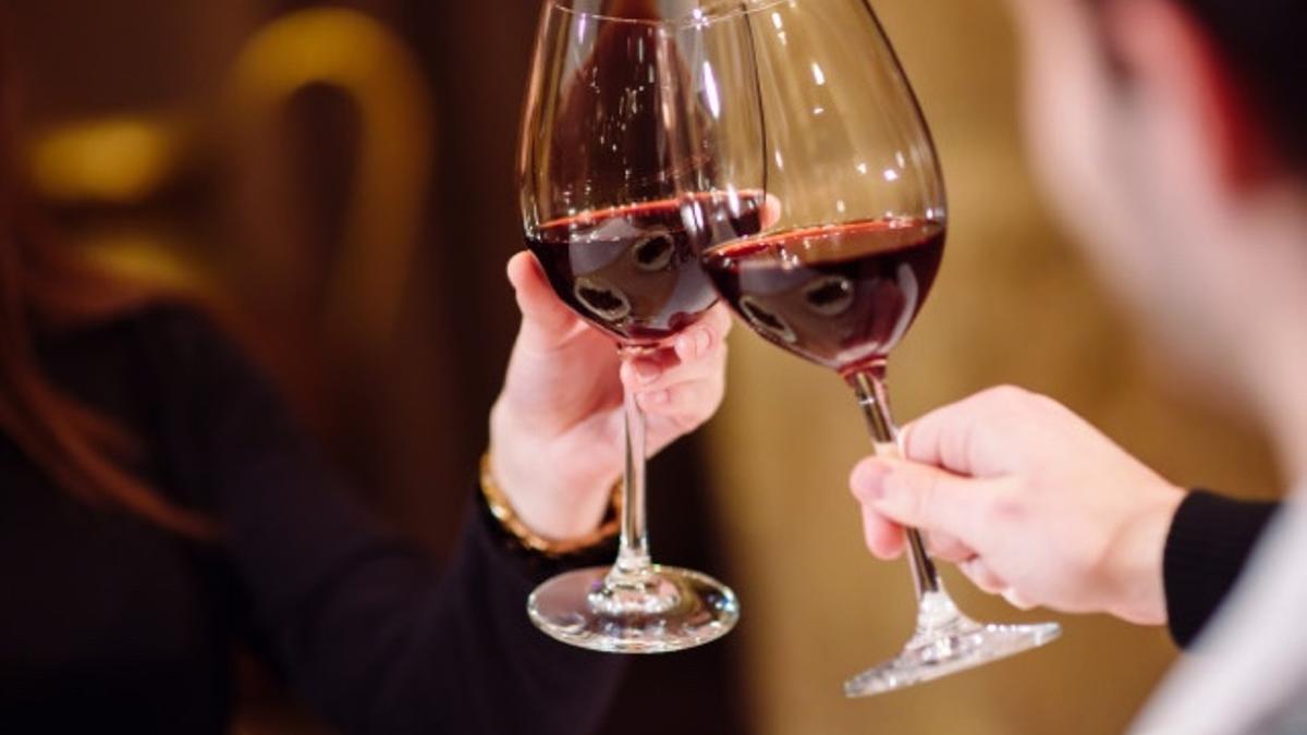 Brindis con vinos DO Ribera del Duero