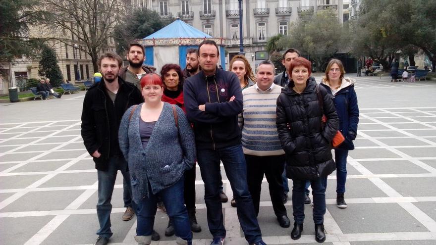 AMPL José Ramón Blanco encabeza la lista Claro que Podemos a las primarias al Parlamento