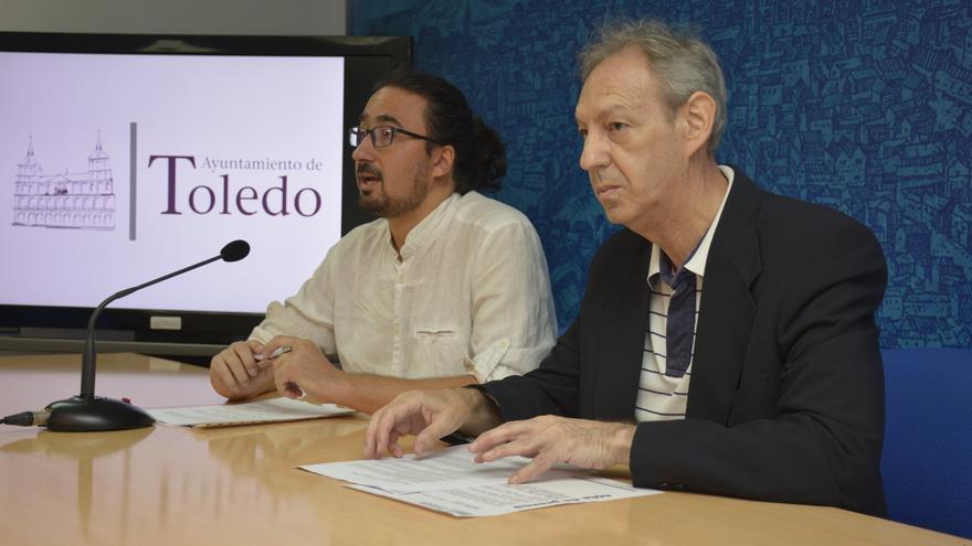Diego Mejías y José María González Cabezas, concejales en Toledo