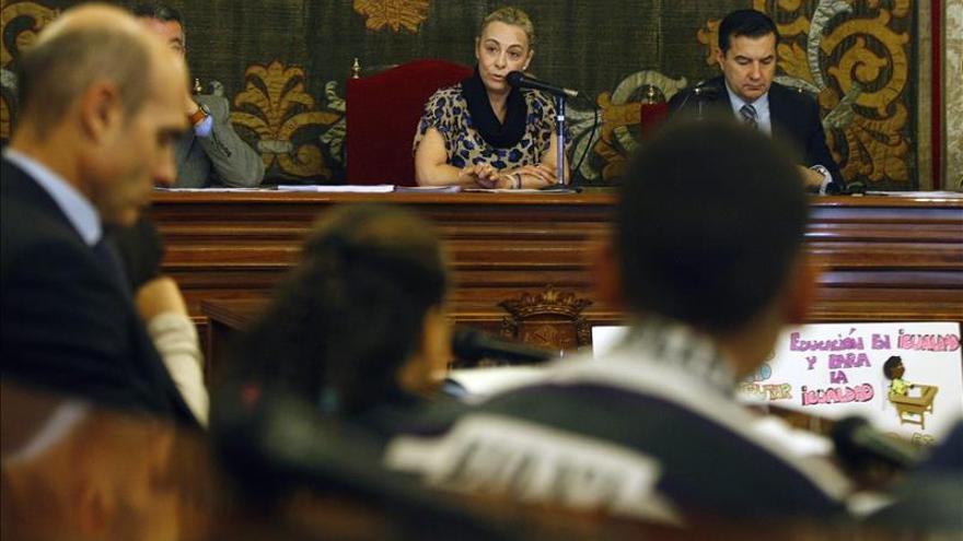 Sonia Castedo no será candidata del PP a la Alcaldía de Alicante