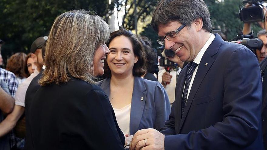 Alcaldesa Hospitalet pide restablecer diálogo y ve elecciones antes de abril