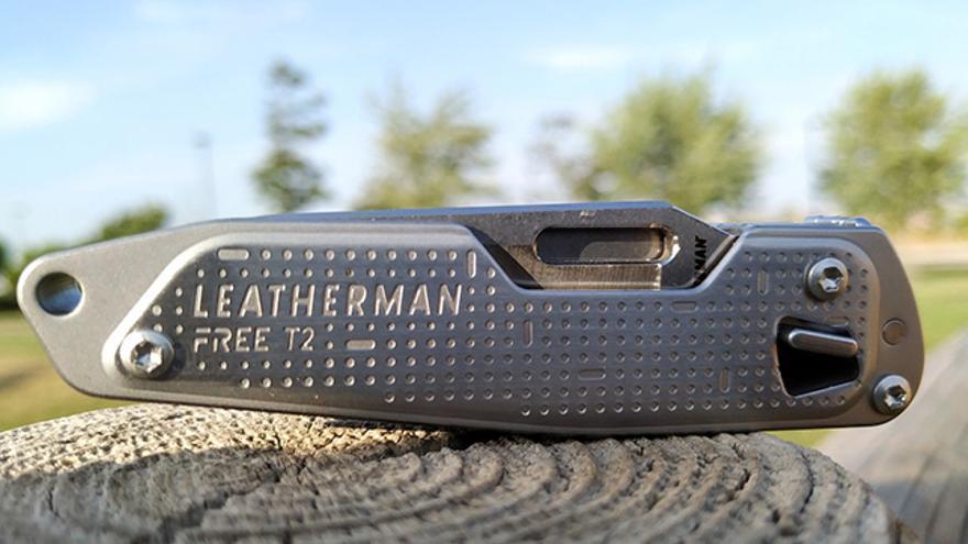 Multiherramienta Free T2 de Leatherman