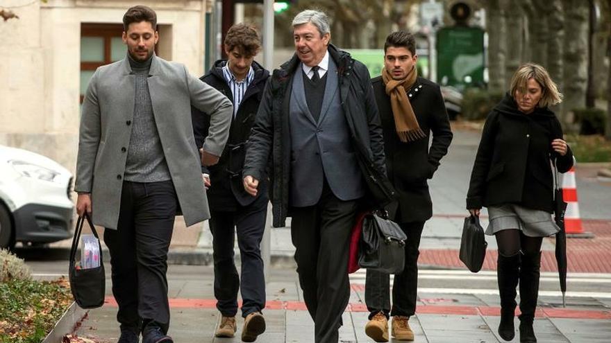 Condenado a 38 años cada acusado en el caso Arandina por agresión sexual