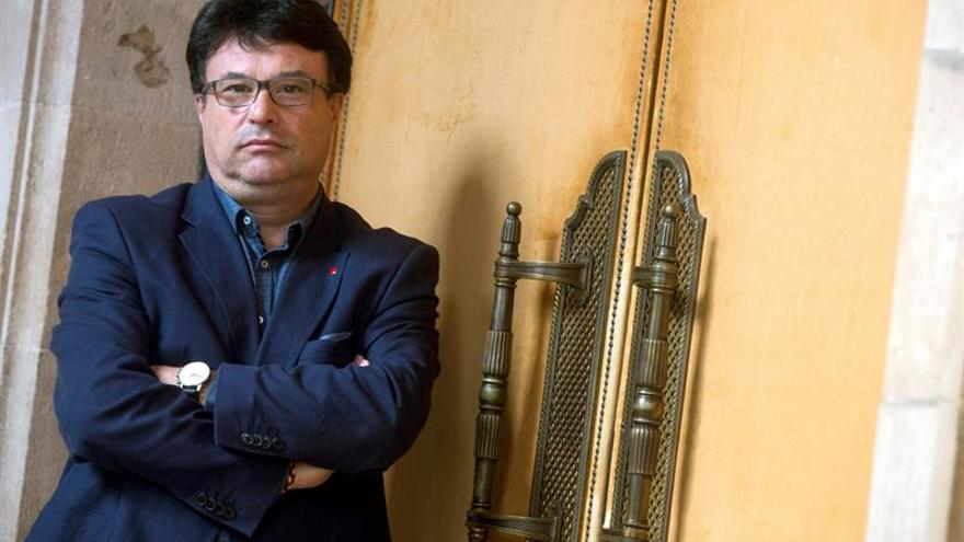 """Nuet pide un """"reset"""" en el conflicto catalán y reforzarse para un referendo pactado"""