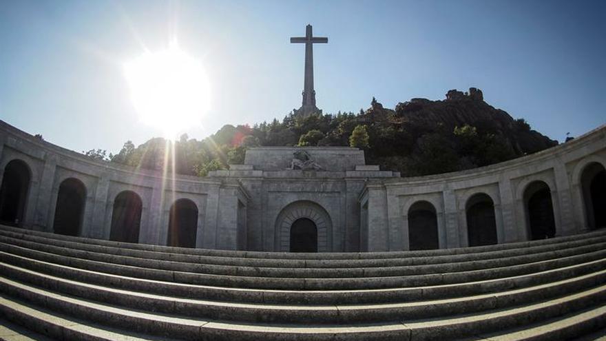 Permiten a las familias de las víctimas acceder a la cripta del Valle de los Caídos