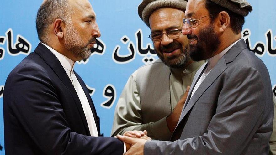 El segundo grupo insurgente afgano se suma a la paz con la firma de un esperado pacto