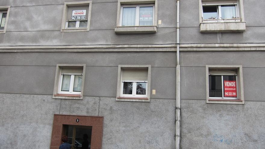 Cantabria cuenta con un stock de 147 viviendas sin vender por cada 10.000 ciudadanos