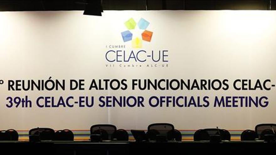El diálogo en la cumbre Celac-UE no bastará para borrar los conflictos