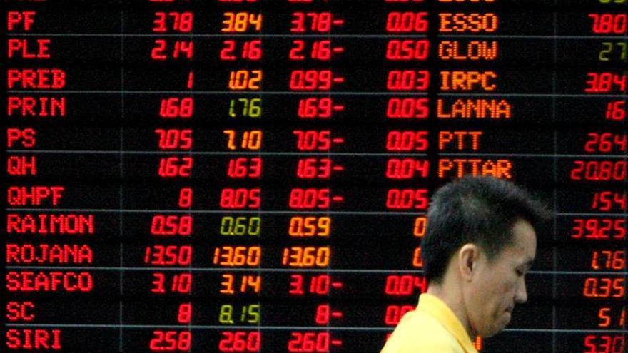 Las bolsas del Sudeste Asiático abren al alza