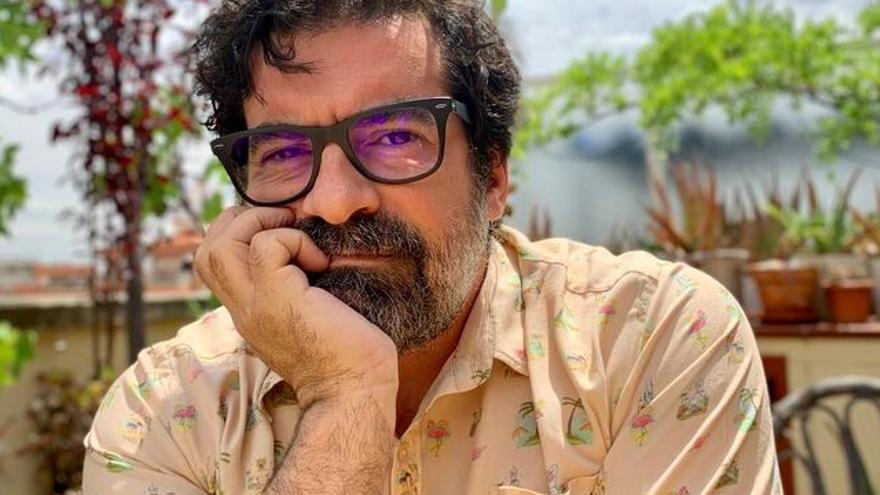 Nacho Padilla, director creativo del Ayuntamiento de Madrid en la etapa de Carmena.