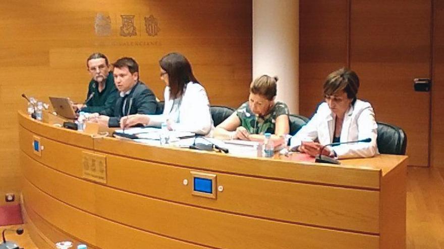 El periodista Frederic Ferri comparece en la comisión del accidente de metro en las Corts