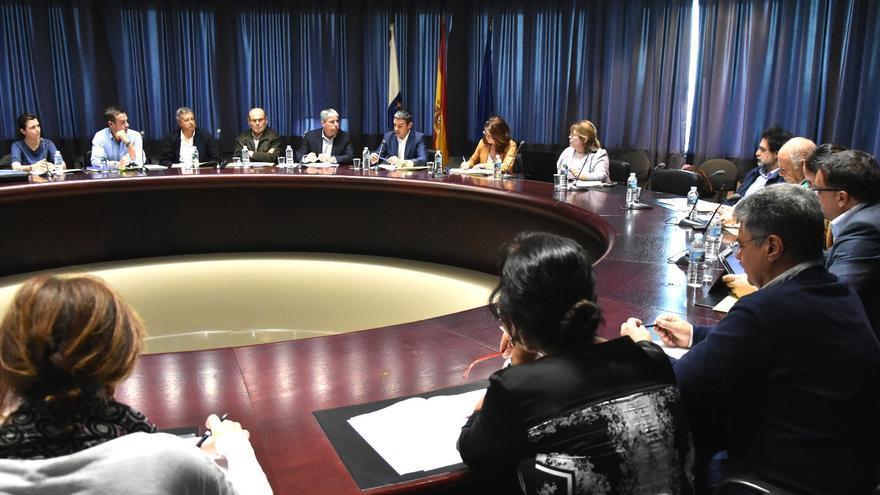 Reunión del Consejo Asesor del Instituto Canario de Investigaciones Agrarias (ICIA).