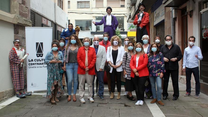'La Cultura Contraataca' lleva este fin de semana 31 propuestas a Torrelavega, Cartes, Miengo y Santillana