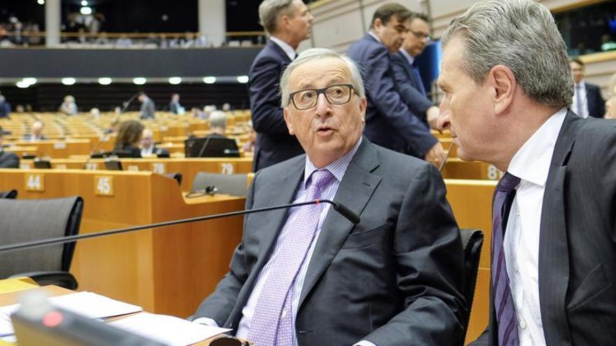 La CE propone elevar el presupuesto de la UE al 1,11 % de la renta nacional bruta