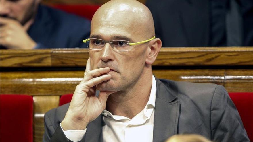 Romeva subraya que el candidato de JxSí sigue siendo Mas: Yo no soy candidato