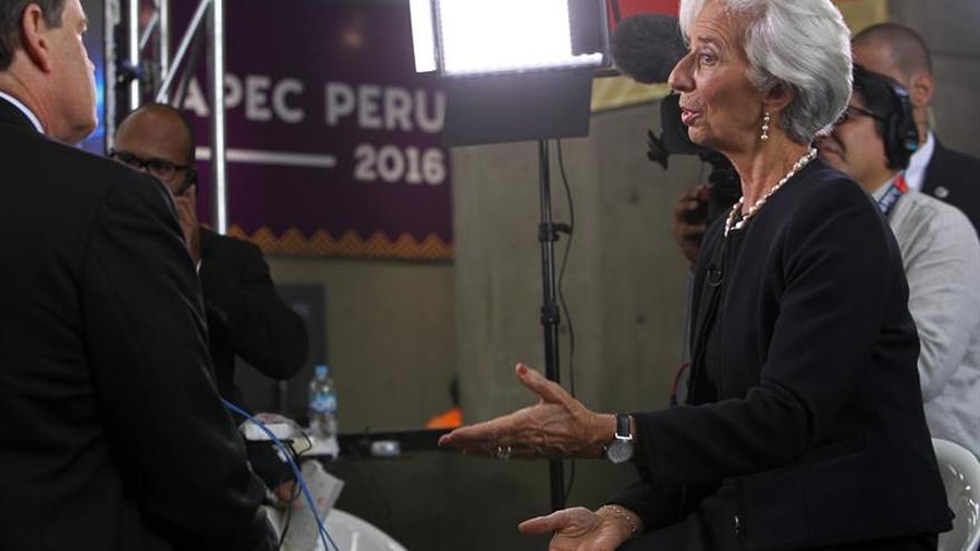 """Empoderar a la mujer supone """"un cambio radical"""" en la economía, según Lagarde"""