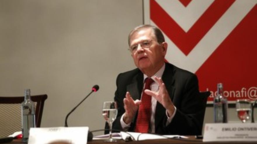 Director general del Servicio de Estudios del Banco de España, José Luis Malo de