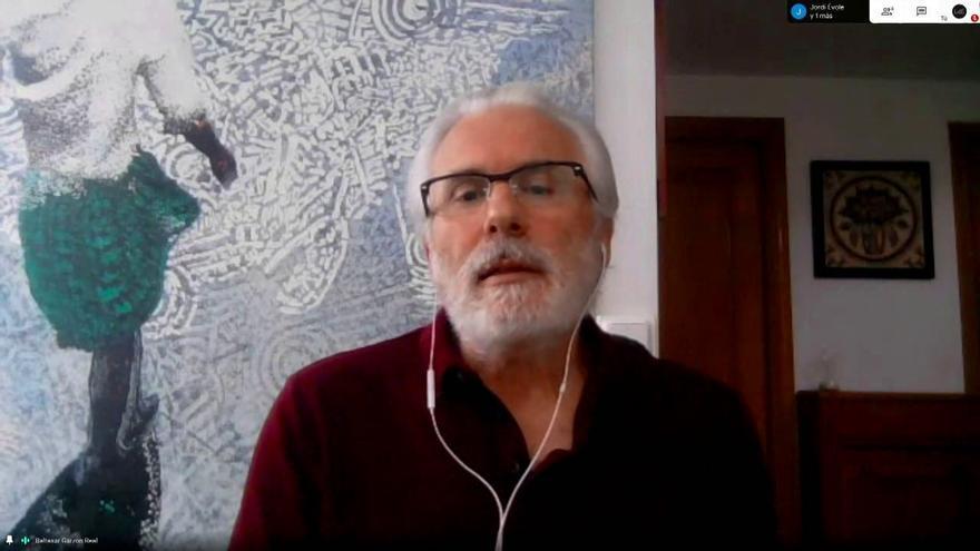 Baltasar Garzón, en 'Lo de Évole'