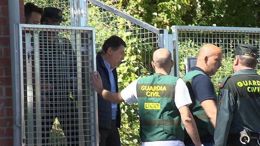 Ignacio González abandona la cárcel de Soto tras 202 días preso