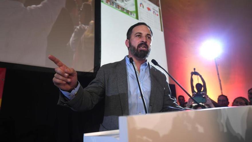 """Santiago Abascal: """"Muchos se reían de nosotros, pero nunca tiramos la toalla"""""""