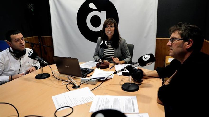 """Puig confía en que """"en breve"""" se abra la web y las emisiones de TV de À Punt"""