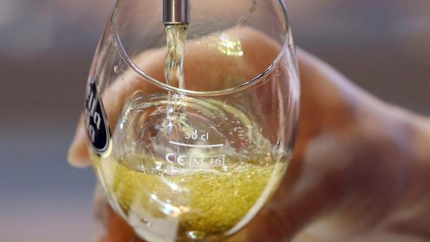 El asturiano Martín Galán se erige como el mejor tirador nacional de cerveza