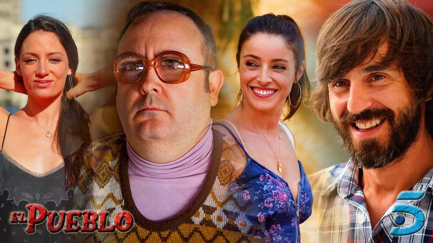 El pueblo, nueva comedia de Telecinco