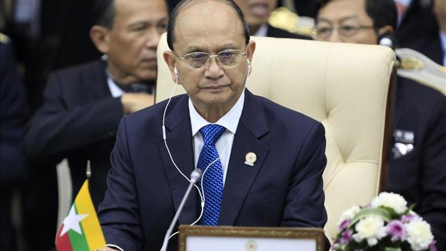 Obama instará al presidente birmano a seguir por el camino de las reformas