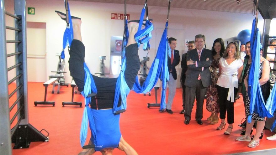 Bilbao inaugura un nuevo polideportivo en San Mamés con una inversión de 6 millones y capacidad para 600 usuarios