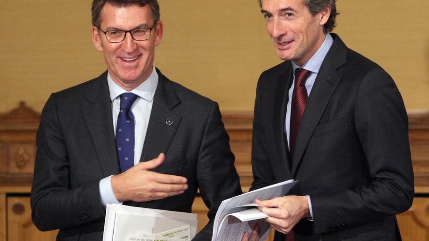 """(AM) El ministro de Fomento admite """"dificultades"""" en tramos del AVE a Galicia y deja en el aire el plazo de conclusión"""