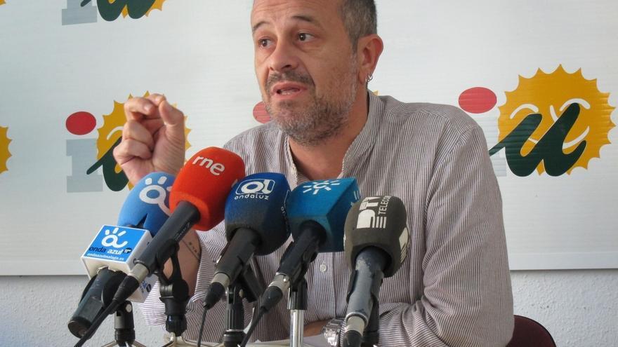 """IULV-CA asegura que Mas """"mete la pata"""" al obviar la comisión de los ERE, que fue un ejemplo para España"""