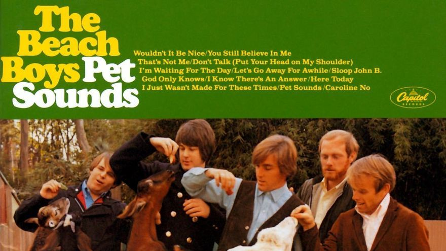 Pet sounds, la obra maestra de los Beach Boys