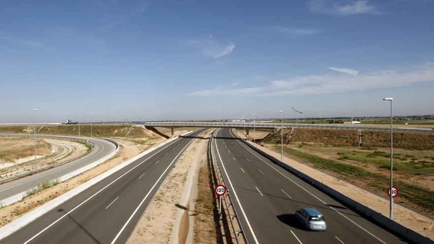 Las autopistas que rescatará Fomento pierden un 2,6% de su tráfico hasta octubre