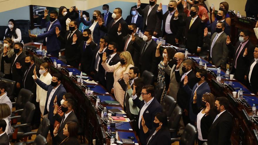 La destitución de magistrados es un golpe sin precedente, dice el FMLN salvadoreño