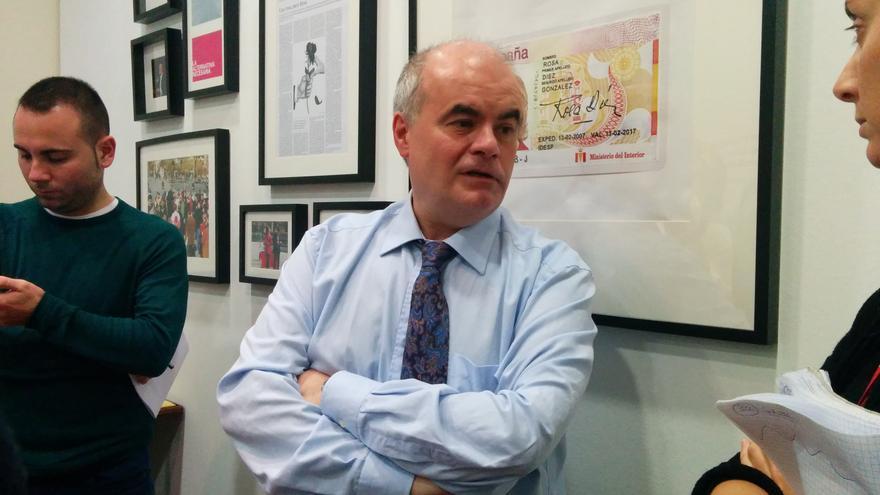 Carlos Martínez Gorriarán, diputado de UPyD | Foto: Marilín Gonzalo