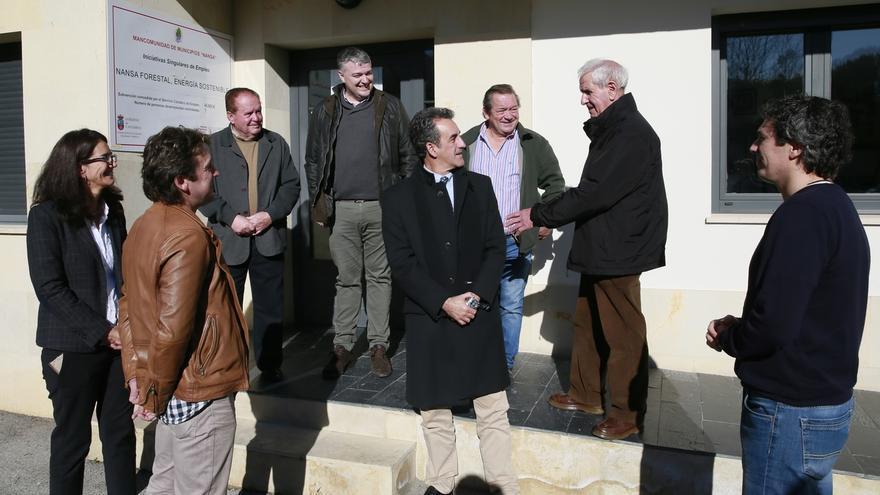 Martín estudia con los alcaldes del Nansa propuestas para el desarrollo turístico del valle