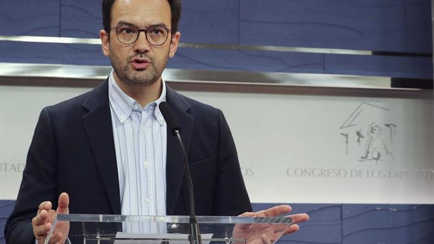 El PSOE preguntará mañana a Rajoy en el Congreso por el desarme de ETA