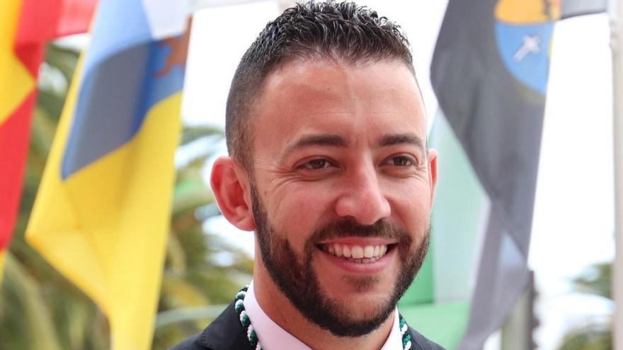 """Daniel Martín: """"Los jóvenes tenemos mucho que aportar a esta CC que ha salido renovada y reforzada tras el Congreso Nacional"""""""