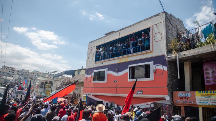 La ONU dice que el proceso de la nueva Constitución de Haití no es inclusivo